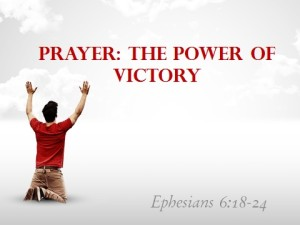 prayer-the-power-of-victory